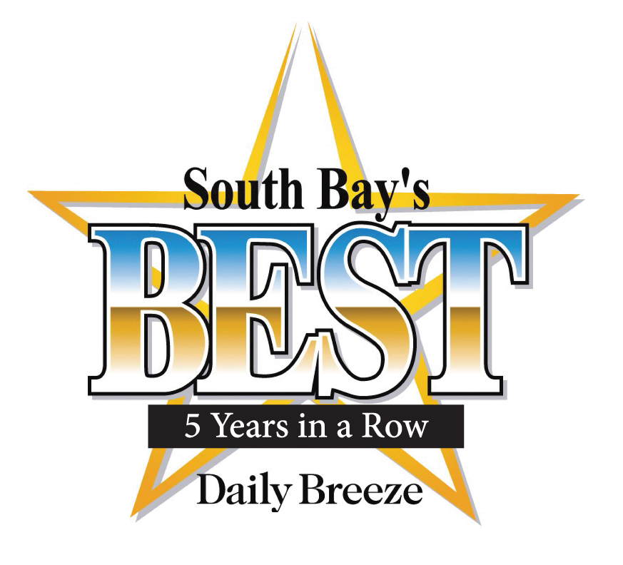 Voted South Bays Best Auto Repair 5 Years in a Row